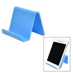 Plastic Mobile Phone Holder Fixed Holder Candy Color Kitchen Organizer Mini Portable Business Card Holder Phone Stand Household – Top Daily Trends