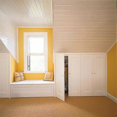 ❧ Attic Renovation Ideas