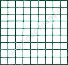 Woliera dla gryzoni i małych drapieżników - siatka zgrzewana powlekana PVC oczko 16x16mm - zdjecie 1