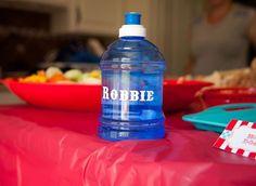 Robbie and Luke's Birthday Carnival | CatchMyParty.com