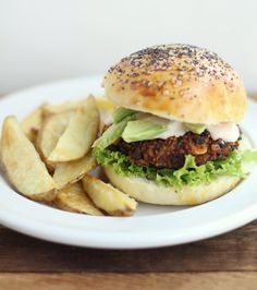 Black Bean and Quinoa Veggie Burgers- Save money making your own veggie burgers. These are delicious and they freeze well for those busy days.