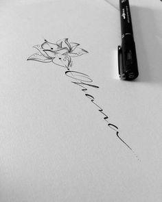 Cacher date alex, tige sur date et fleur au poignet Hide date alex, stem on date and flower on the wrist Lotusblume Tattoo, Ohana Tattoo, Wrist Tattoos, Tattoo Fonts, Back Tattoo, Flower Tattoos, Body Art Tattoos, Small Tattoos, Sleeve Tattoos