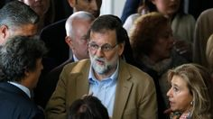 """Catalan crisis: Spain's Rajoy vows to end 'separatist havoc' https://tmbw.news/catalan-crisis-spains-rajoy-vows-to-end-separatist-havoc  Spanish Prime Minister Mariano Rajoy has said regional elections next month in Catalonia will help end """"separatist havoc"""" in the north-eastern region.He addressed a campaign event on his first visit there since imposing direct rule on the region a fortnight ago.Defending his decision in Barcelona, he said he had """"exhausted all roads"""" after the Catalan…"""
