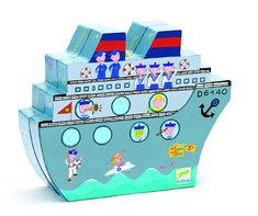 """Naviplouf"" battle game by Djeco - Thalia & Bubu Arty Toys, Battleship Game, Ship Games, Battle Games, Board Games For Kids, Games To Buy, Preschool Games, Baby Kind, Liberty Print"