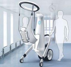 Patient-Lifting Androids - The Medirobot Medical Robotic Assistant Eliminates Discomfort http://softwarelint.com/