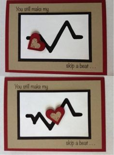 Spinner Heartbeat by karjor - Cards and Paper Crafts at Splitcoaststampers