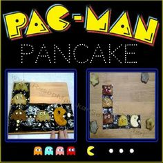 Masakan Unik - Pac Man Pancake  Video Cara Masak : http://www.youtube.com/watch?v=Q-5uldtKpXc  NB : website (http://ResepMasakanSederhana.net/) kami dalam proses pembuatan   #resep#masakan#sederhana#unik#unique#enak#recipes#food#pancake#pacman