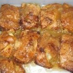 Pioneer Woman's Apple Dumplings