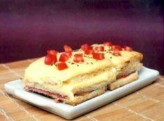 Receita de Sanduíche de Atum com Mussarela - sanduíche. Foi de fácil execução. Não dá para comer só um...