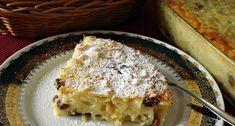 Stíriai metélt (Nagyi recept) – Csodás túrós finomság, akár egytálételként is kitűnő!