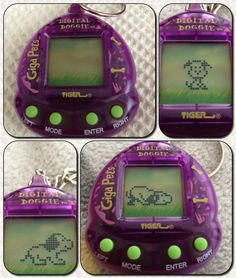 Giga Pets! This is the one I had its worth like 60 bucks now!
