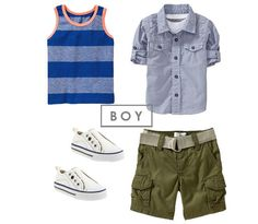 All Dressed in Old Navy - styled outfits for the whole family | Hellobee
