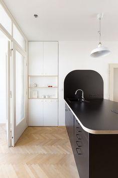 modernist apartment revival — A1
