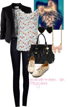 """Untitled #232"" by mariah-karm on Polyvore"