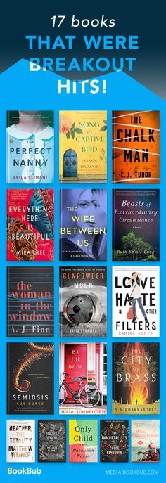 17 books that were are exciting fiction books for women, men, and teens. These novels are great for our 2018 spring and summer reading list.
