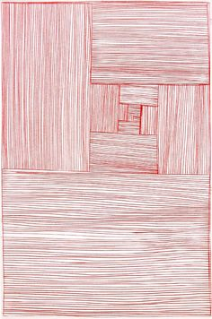 James Siena Constant Window 1999-2000 engraving Hahnemühle bright white paperpaper size: 127/8 x 107/8 inches image size: 6 x 4 inches edition of 28