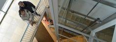 Neuer Aufzug macht das Rathaus barrierefrei