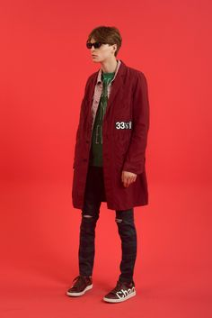 Undercover Spring 2015 Menswear - Collection - Gallery - Style.com