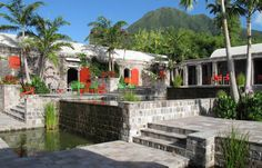 Golden Rock Inn Nevis - Caribbean Island Resort Nevis, West Indies