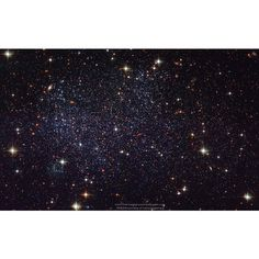 Galaxy Constellation Wallpaper ❤ liked on Polyvore