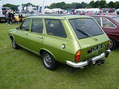Renault 12 estate, my third company car @ JB Martin. 1982 / 3.