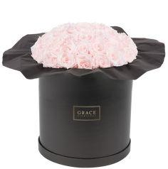 Handgemachte Flowerbox mit haltbaren Rosen, die bis zu drei Jahre blühen. Schnell und sicher online bestellen. Gold