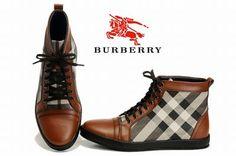 Burberry High Man Shoe, fashion man shoe