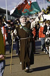 Saint David's Day - Wikipedia, the free encyclopedia