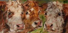 Lynne Wilkinson Look Yonder Giclee Print Types Of Art, Brush Strokes, Prints For Sale, Pet Portraits, Farm Animals, Impressionism, Vivid Colors, Landscape Paintings, Giclee Print