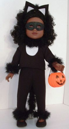 Purrfectly Scary by MyGirlClothingCo on Etsy, $30.00