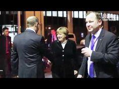 Angela Merkel beim IHK-Neujahrsempfang in Köln