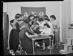Sisters of Delta Sigma Theta Sorority, Inc.