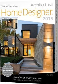 Home Designer Architectural 2015