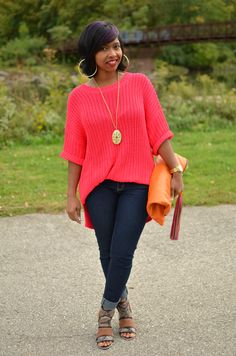 Sweenee Style Fall Outfit Idea