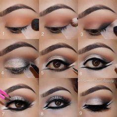 Arabic inspired makeup tutorial