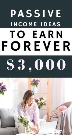 Ways To Earn Money, Earn Money From Home, Make Money Fast, Earn Money Online, Make Money Blogging, Way To Make Money, Online Earning, Passive Income Streams, Creating Passive Income
