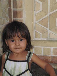 little uzbek girl