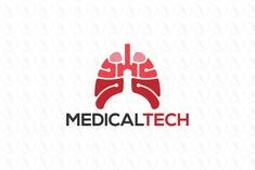 Medical Tech - $299 (negotiable) http://www.stronglogos.com/product/medical-tech-0 #logo #design #sale #medical #health #technology #robotics #assistive #device #blog