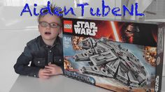 Review Lego Star Wars Millennium Falcon 75105