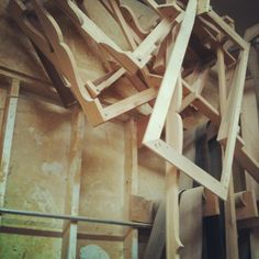 said the king Woodworking, Shelves, How To Make, Shopping, Shelving, Shelving Units, Carpentry, Wood Working, Woodwork