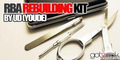 RBA Rebuilding Kit By UD $6.99 | GOTSMOK.COM