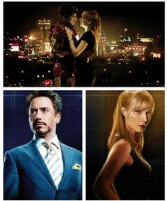 Tony & Pepper, Iron Man
