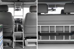 vw california roof bed - Google Search