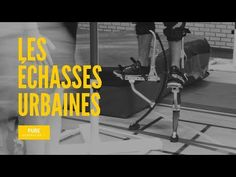 Les hommes kangourous : perchés sur des échasse urbaines - YouTube  #echasses #powerbocking #booking #poweriser #flyjumper #echassesurbaines #risers