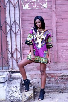 Model TV Africa | For the Love of the Dashiki