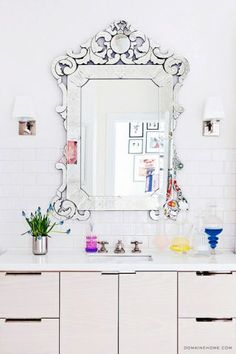 11 interior design tips and tricks to make your bathroom decor look more luxe: