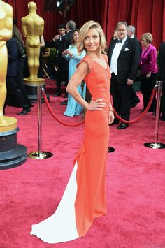 Kelly Ripa in Roland Mouret, Oscars 2014 Red Carpet