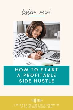 One of the best ways to earn extra income each month and pad your wallet is by starting a side hustle—one that's profitable and will be sustainable long term. I love that side hustles let you diversify your income streams, explore different interests, and make money doing something you absolutely love. #sidehustle #workfromhome #workathomeideas #makemoremoney Make More Money, Make Money From Home, Earn Extra Income, Work From Home Business, Income Streams, Money Today, Insurance Quotes, Personal Finance, Hustle