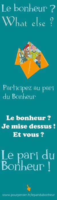 Le bonheur - What else ?