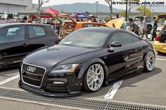 Stanced Cars : Photo